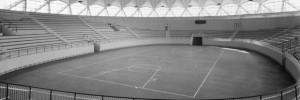 palazzetto dello sport di roma, pierluigi nervi - courtesy associazione pier luigi nervi project, bruxelles